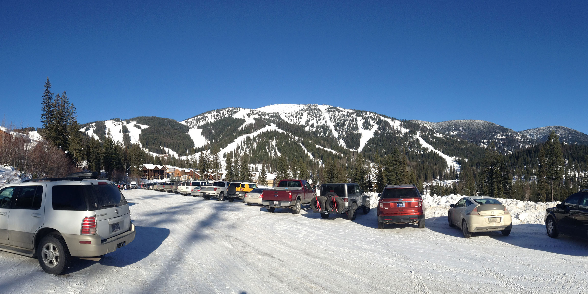 Whitefish Mtn Resort
